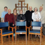 Clergy Chair Dedication 1